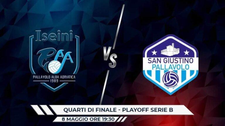 Pallavolo, inizia l'avventura dell'Alba Adriatica nei play-off: sfida al San Giustino