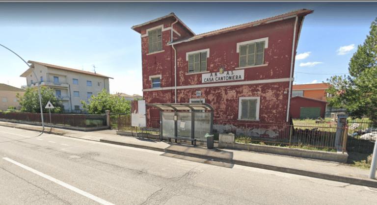 Martinsicuro, casa cantoniera: il Comune cerca privati per il progetto di recupero