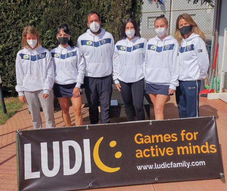 Circolo Tennis Mosciano conquista la Serie C femminile