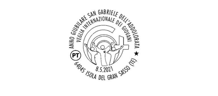 Centenario canonizzazione san Gabriele: annullo filatelico speciale da Poste italiane