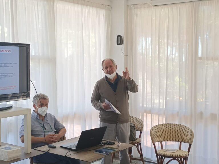 Alba Adriatica, riflessioni e perplessità sulle opere anti-erosione nell'incontro con il professor Pranzini