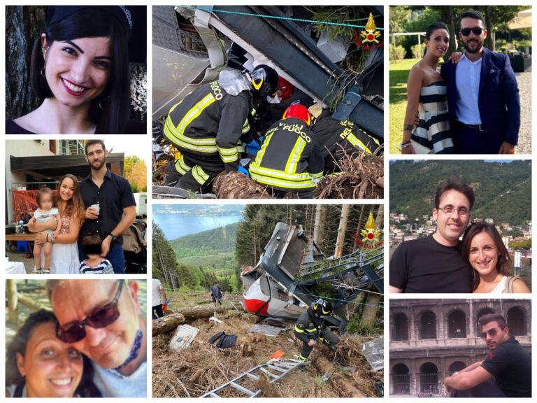Funivia del Mottarone, 14 vite spezzate. I tanti perché della tragedia