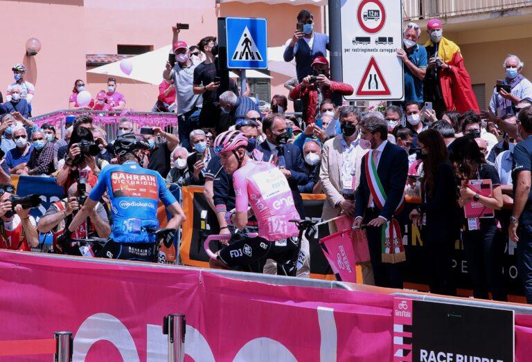 Giro d'Italia in Abruzzo: occasione unica per promuovere il territorio VIDEO