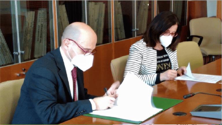 Alba Adriatica, controllo di vicinato: sottoscritto il protocollo in prefettura