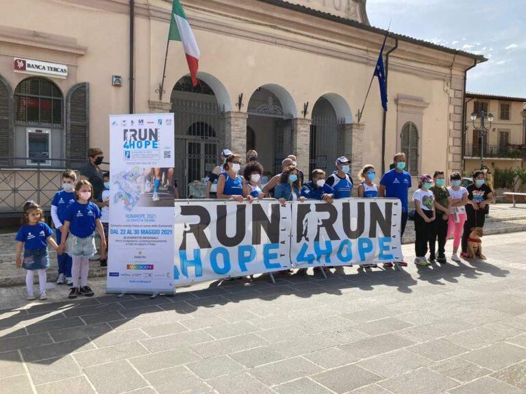 Run4 Hope 2021: dalle società teramane forte segnale di sensibilità