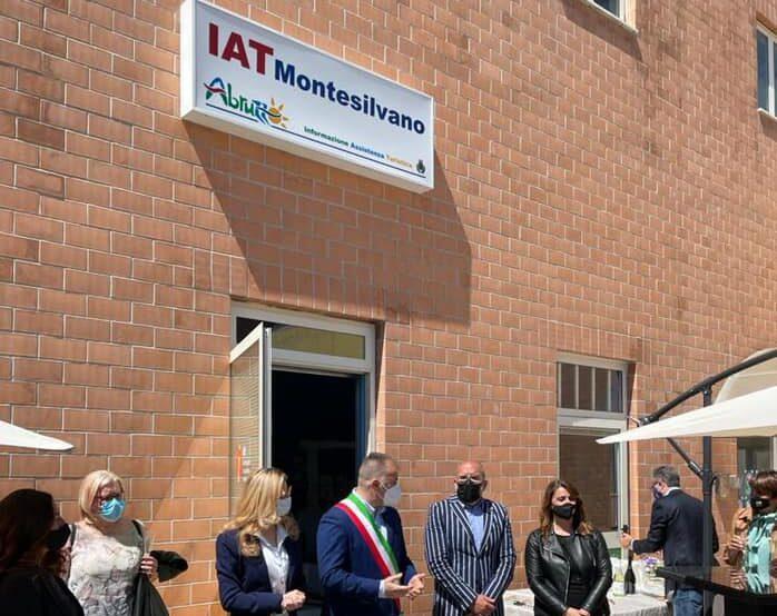 Montesilvano, inaugurato l'ufficio informazioni turistiche