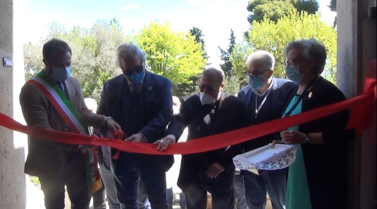 Giulianova, inaugurato il nuovo centro diurno di salute mentale NOSTRO SERVIZIO