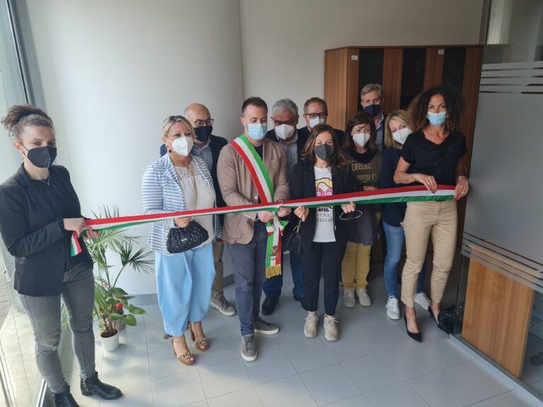 """Giulianova, inaugurata la nuova sede dell'Unione dei Comuni """"Le Terre del Sole"""""""