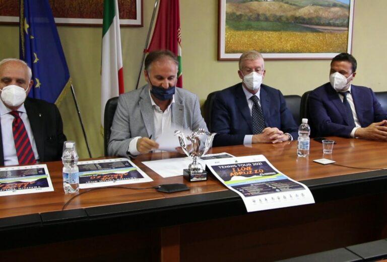 """""""I Love Abruzzo"""": al via il circuito internazionale di tennis"""