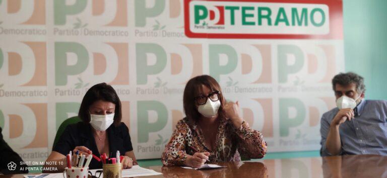 """Ex ministro De Micheli a Teramo, Pd Abruzzo: """"Siamo il partito che riconosce l'importanza dei territori"""""""