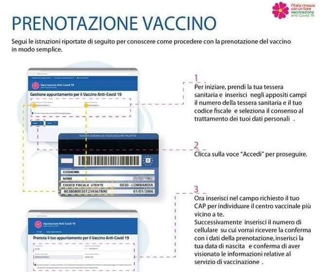 Vaccini over 50: in 4 ore oltre 28mila prenotazioni in Abruzzo