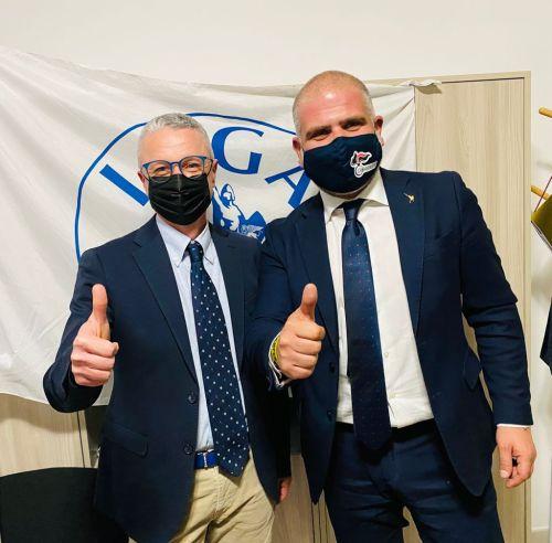 Lanciano, la Lega ufficializza la candidatura di Danilo Ranieri