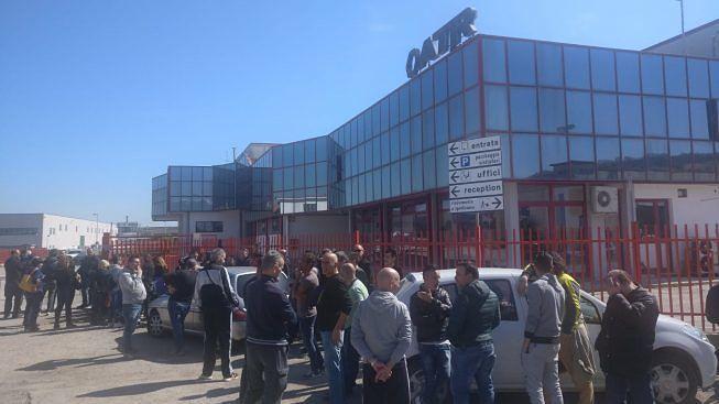 Colonnella, cassa integrazione per l'ATR. I sindacati: ora lavorare per il rilancio