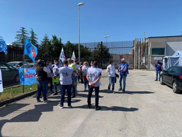 Sit-in Casa Circondariale di Lanciano, la solidarietà dell'assessore regionale Nicola Campitelli