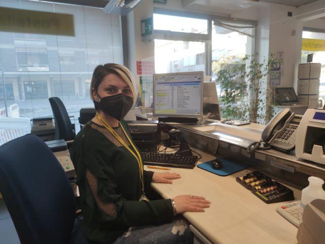 Sambuceto, Poste Italiane: una dipendente neo mamma racconta la sua esperienza tra famiglia e lavoro