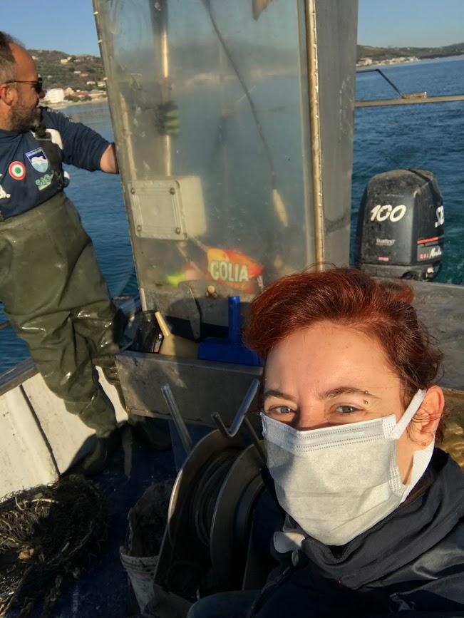 Le ricerche del Centro di Ricerca Marina di Camerino all'interno dell'Amp Cerrano