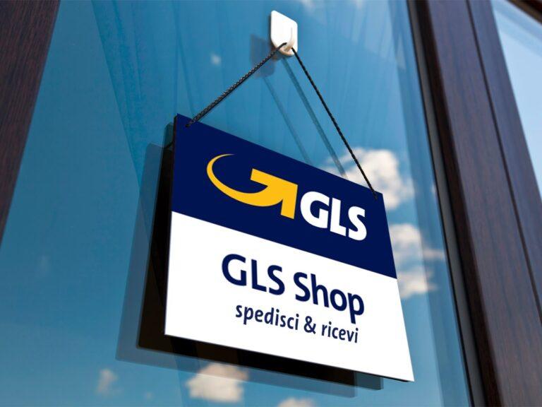 GLS SHOP, per ricevere pacchi più facilmente