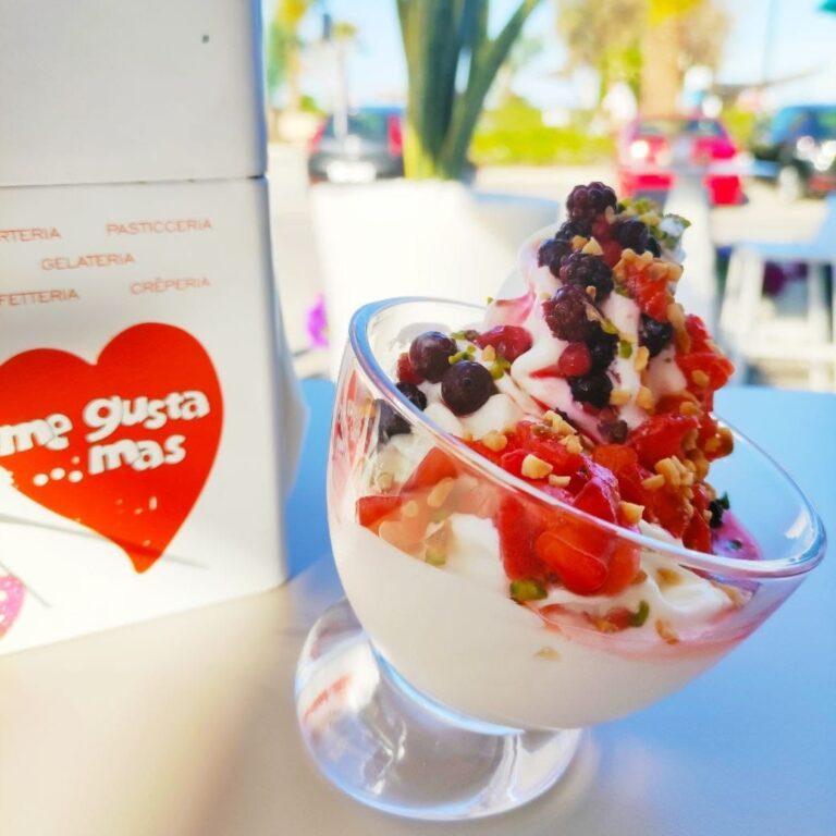 Me Gusta Mas ad Alba Adriatica: uno yogurt da leccarsi i baffi! E non solo…