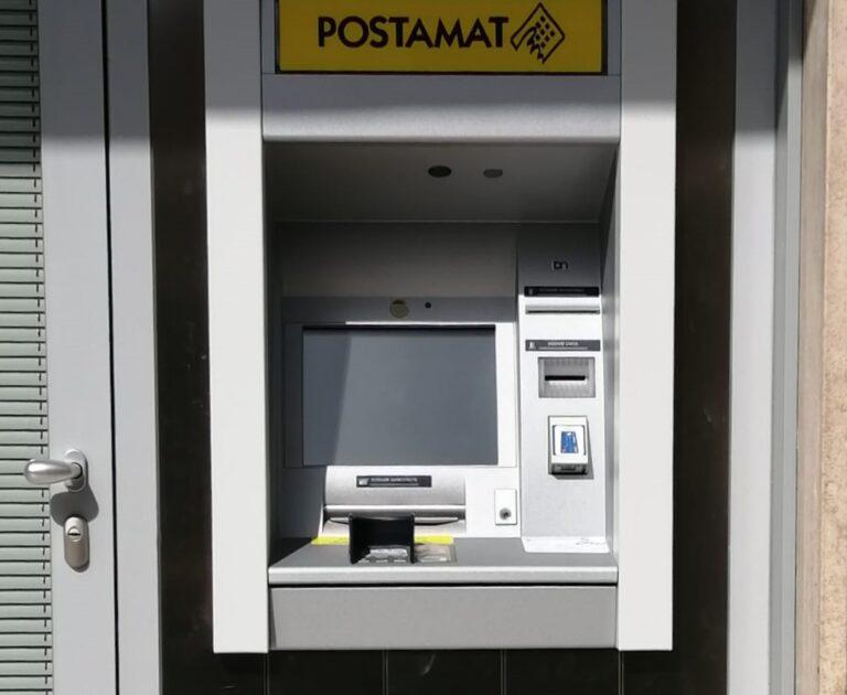 Pineto, torna operativo lo sportello Postamat a Scerne