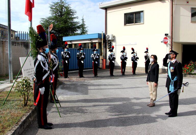 Anniversario dell'Arma dei Carabinieri: il bilancio delle attività nella provincia aquilana