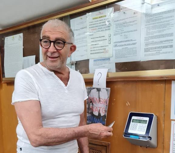 Sant'Omero, in pensione il ginecologo Paolo Florà