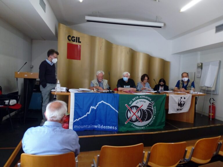 Sulmona, dodici associazioni scrivono al Governo: bloccare il progetto Snam