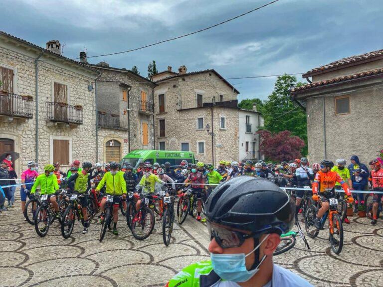 Mountain bike, la Mtb Abruzzo Cup ha riacceso i motori con la Granfondo del Morrone e della Maiella