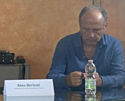 Nino Bertoni confermato alla guida di Confesercenti Teramo