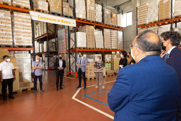 Banco Alimentare e Itas: sostegno per 280mila pasti