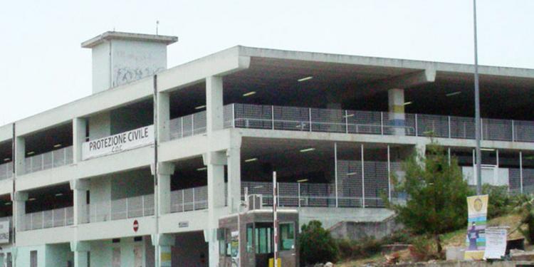 Silvi, parcheggio comunale multipiano operativo con 300 posti auto