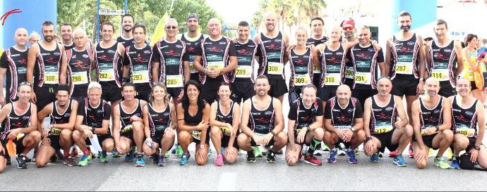 Podismo, buona la prima del 2021 della Pretuzi Runners Teramo al Trofeo Avis Spinetoli-Pagliare