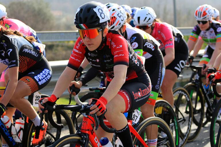 Ciclismo, abruzzesi in evidenza al Campionato Italiano donne élite in Puglia