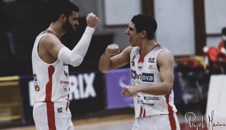 Basket, al via la sfida decisiva per la Rennova Teramo contro la Sutor Montegranaro
