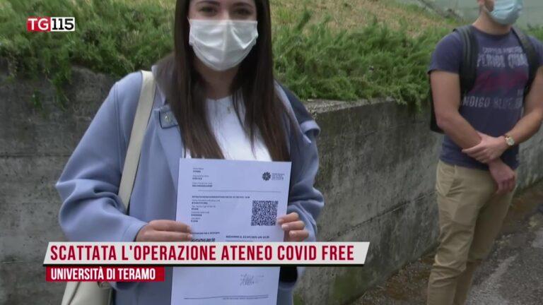TG Web Abruzzo 7 giugno 2021 – R115 VIDEO
