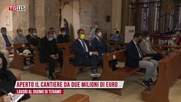 TG Web Abruzzo 21 giugno 2021 – R115 VIDEO