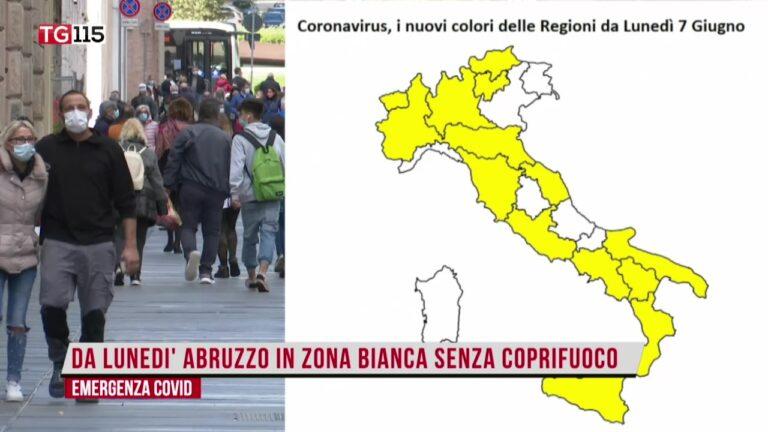 TG Web Abruzzo 5 giugno 2021 – R115 VIDEO