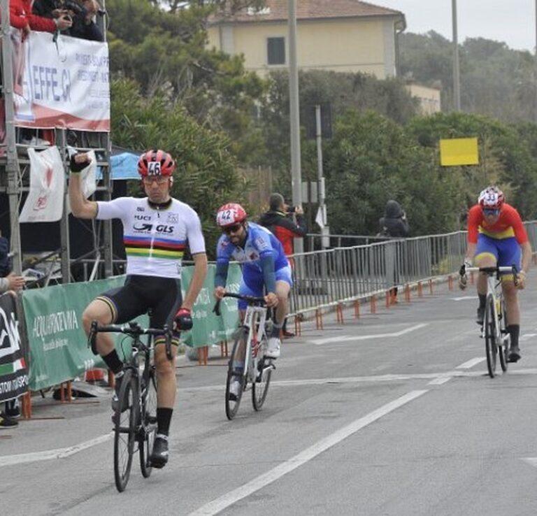Paraciclismo, il Team Go Fast si tinge d'Azzurro con Addesi e Tarlao ai Mondiali di Cascais