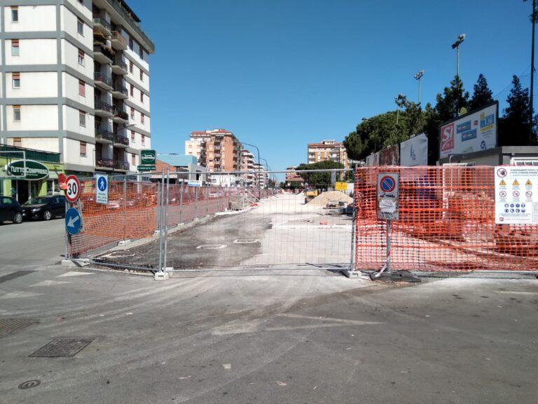 """Pescara, via Marconi: """"Lavori lievitati per 140mila euro, la Giunta chiarisca"""""""