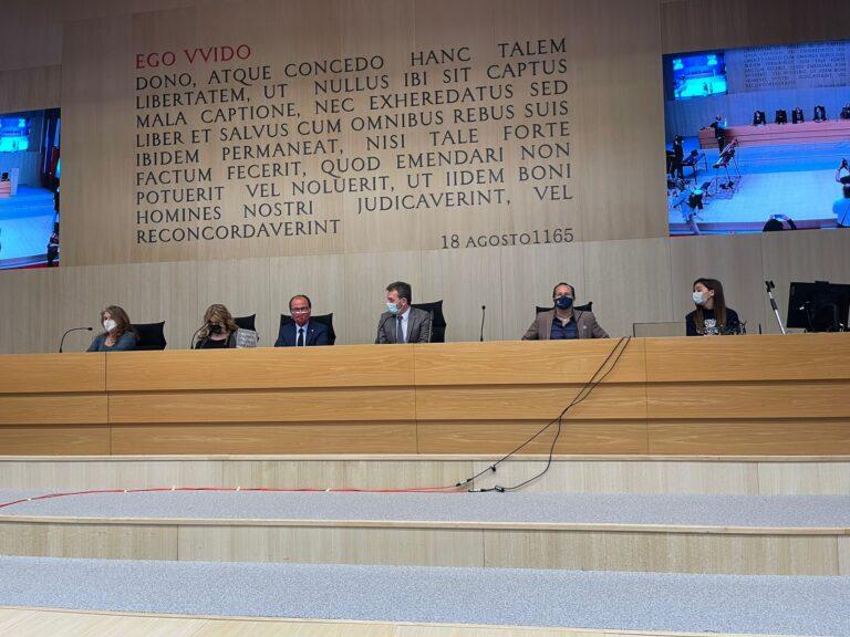 Teramo, convenzione tra Università e Istituto Braga: al via il percorso coordinato VIDEO