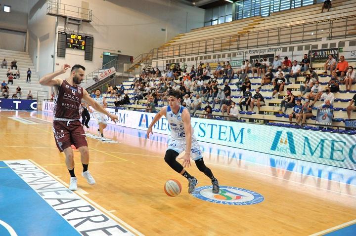 Basket, Liofilchem Roseto: anche Nikolic resta in biancazzurro
