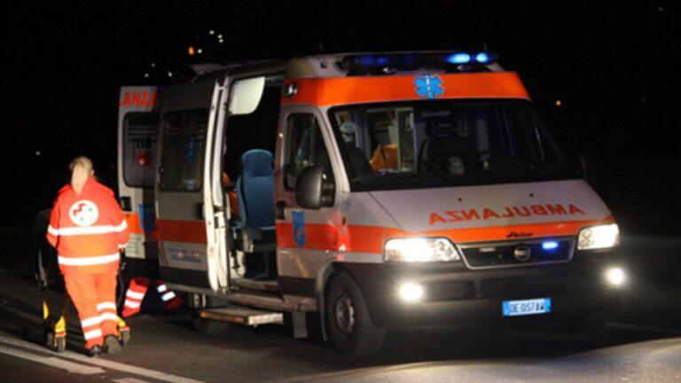 Sant'Egidio, incidente con lo scooter: due giovanissimi in ospedale