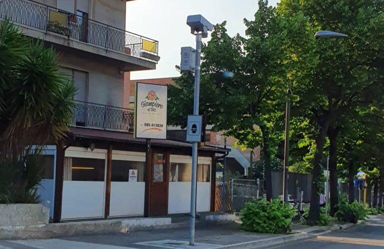 Pescara: stop all'autovelox di via di Sotto