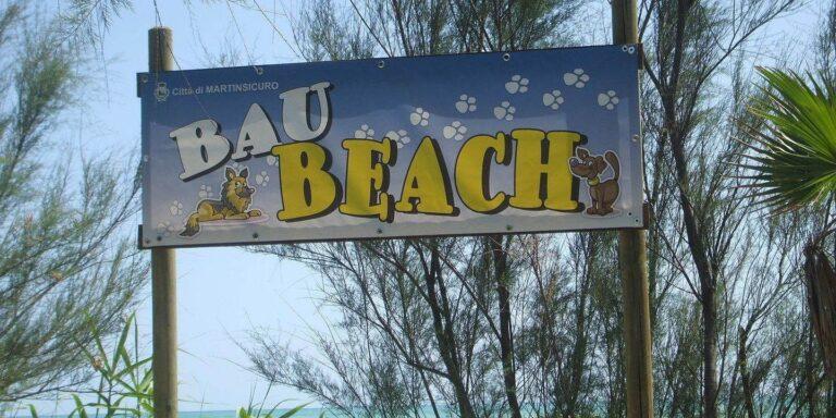 Martinsicuro, fissate le regole per le due spiagge per cani