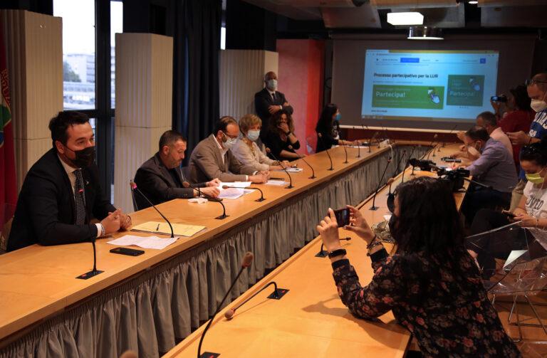 Legge urbanistica: piattaforma informatica per la consultazione pubblica