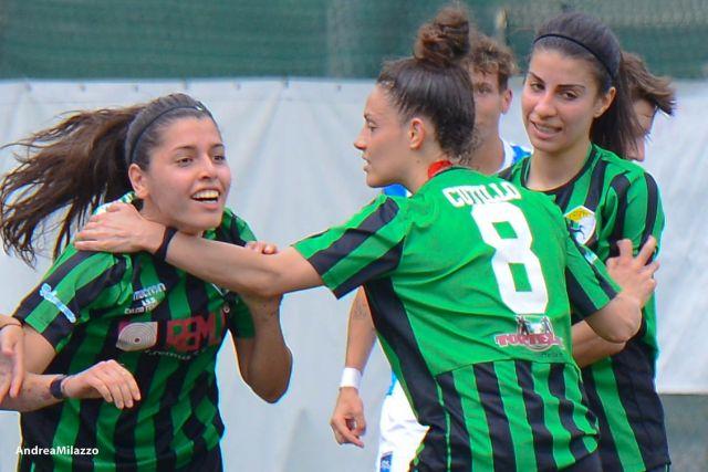 Pareggio nel derby d'Abruzzo fra Chieti Calcio Femminile e Pescara