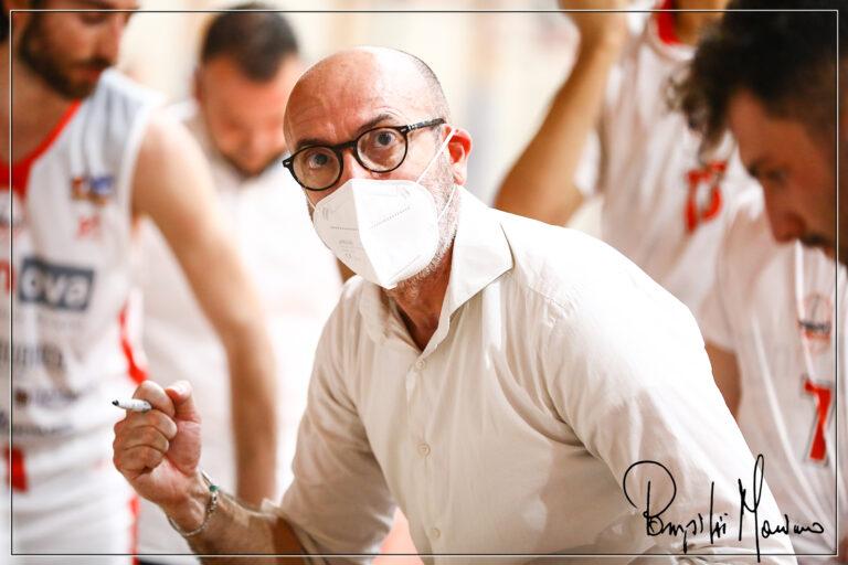 Basket, coach Salvemini confermato sulla panchina della Teramo a Spicchi
