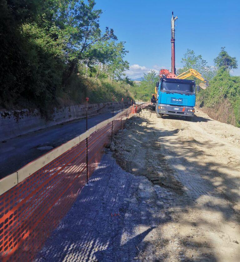 Cantieri aperti in provincia di Teramo: al via i lavori per oltre 1 milione di euro
