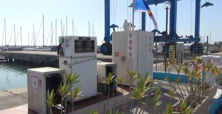 """Giulianova, torna il distributore di carburante al porto. Il comandante Sutera: """"No alle taniche con benzina per rifornirsi"""" NOSTRI SERVIZI"""