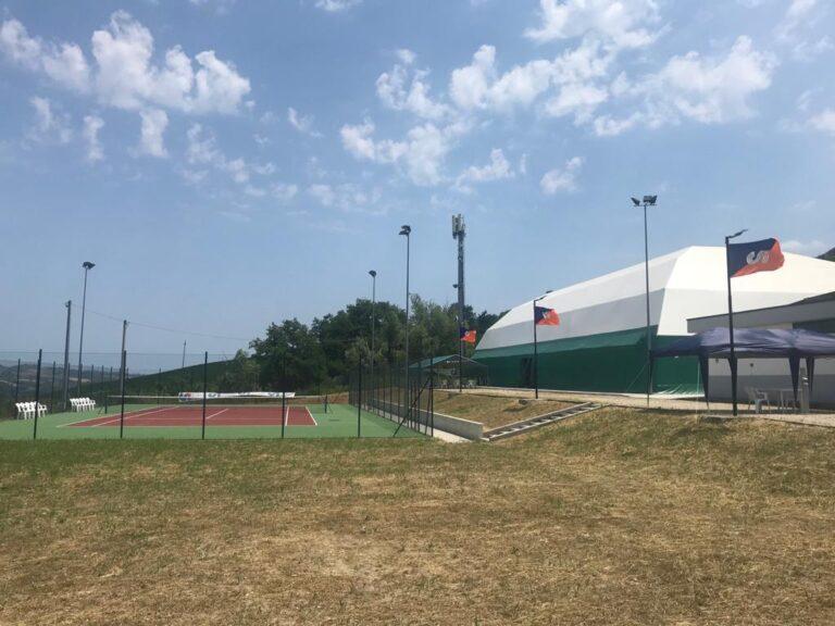 Penna Sant'Andrea: completati i lavori di riqualificazione del Centro Sportivo comunale