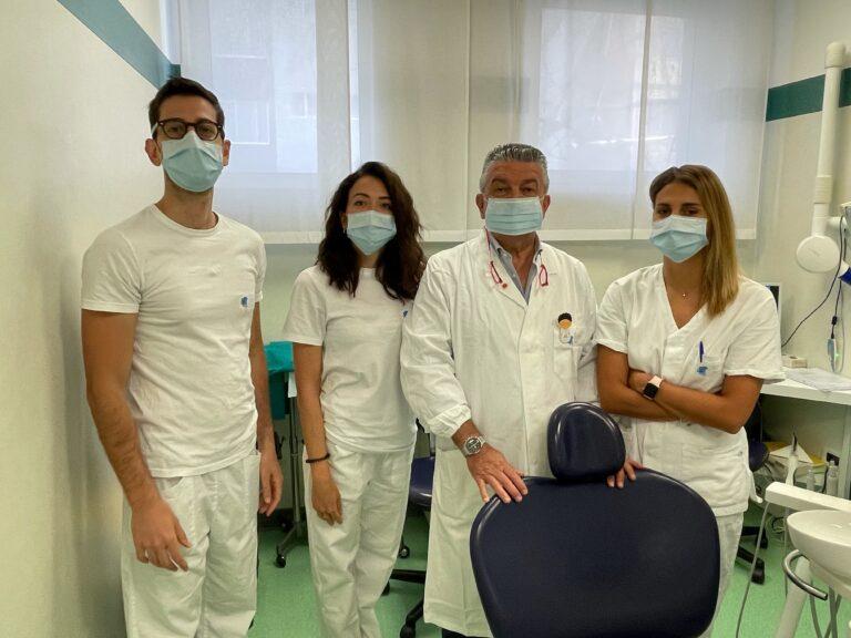 Pescara, in ospedale anche l'igienista dentale per pazienti fragili